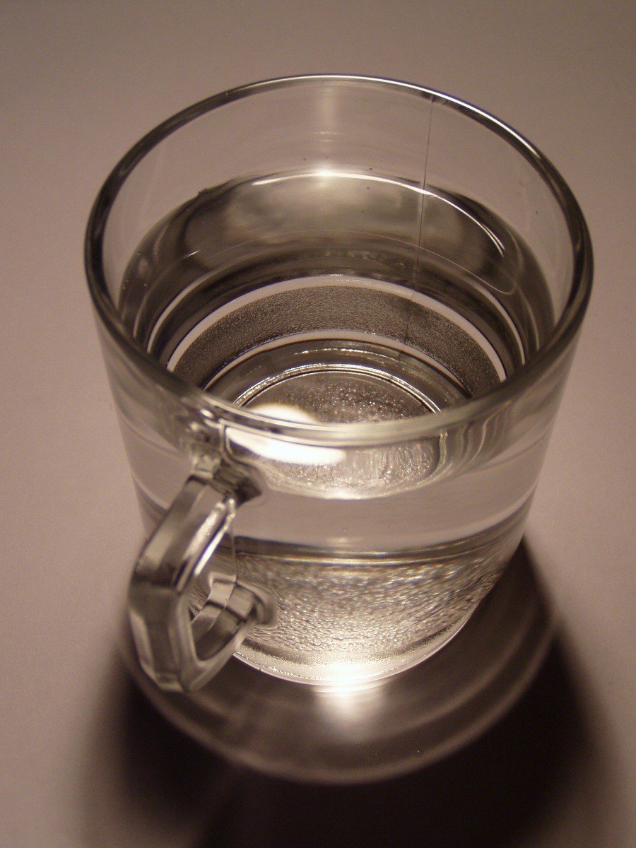 Les vertus de l'eau chaude